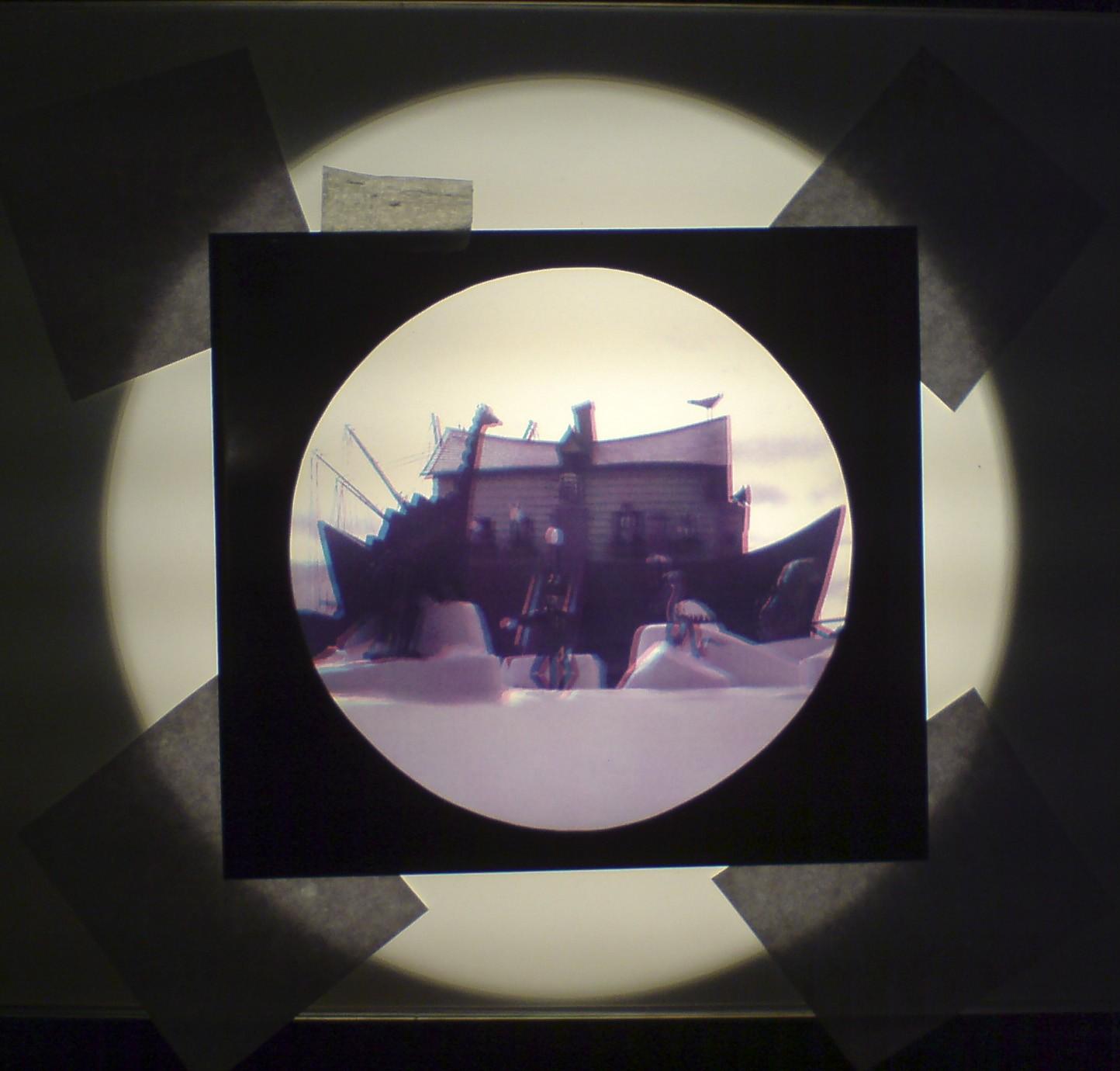 MARK FERELLI: MAGIC LANTERN   second performance