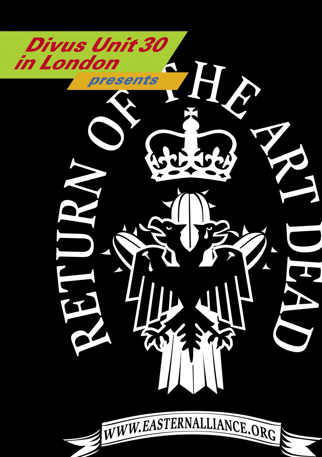 Return Of The Art Dead | Show where we starts at the end