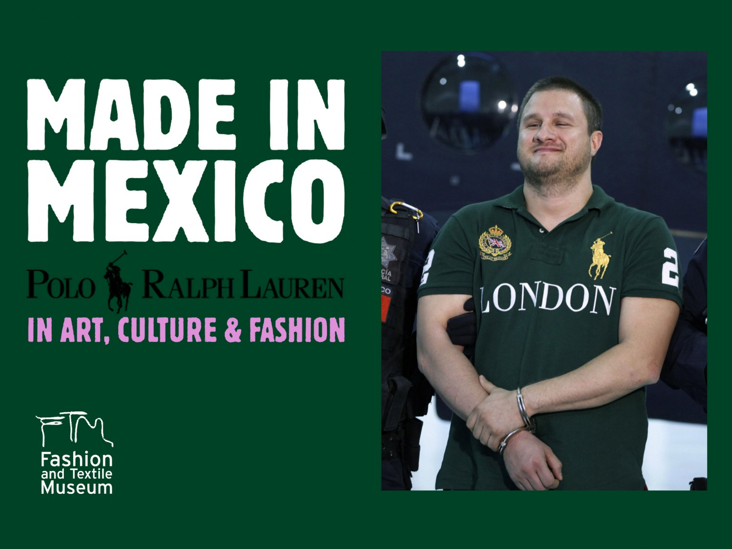 Made in Mexico: the art of Polo Ralph Lauren